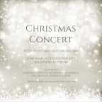 HJO Christmas Concert this Sunday!